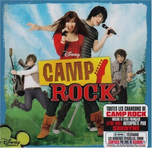 Camp Rock Original Soundtrack (French Version)