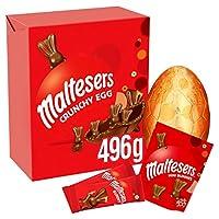 Maltesers チョコレートイースターエッグ Easter Egg Giant Chocolate 496g