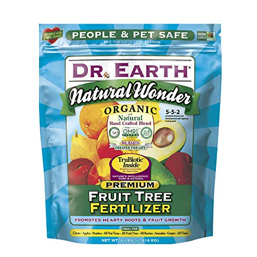 Dr. Earth Natural Wonder Fruit Tree Organic Fertilizer