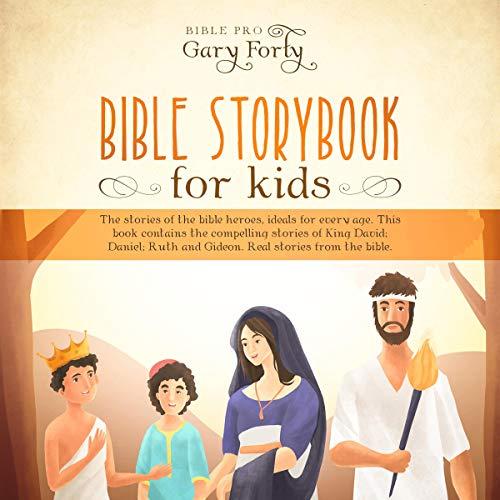 Couverture de Bible Storybook for Kids
