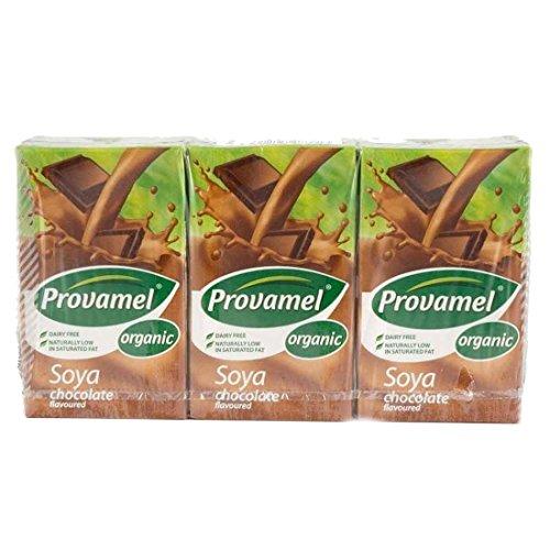 Provamel | Soya Drink - Chocolate | 5 x 250ml