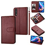 PHONETABLETCASE+ / for Compatible with HUAWEI P30 Ultra-mince 9 Carte Horizontal Horizontal Toam...