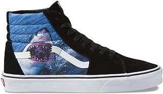 Vans Unisex SK8-HI (Shark Week) Black/True White [LLT]