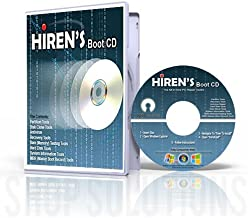 Hirens Boot CD 2014: The All In One PC Repair Toolkit. (Windows Vista, 7 & 8 Repair/Recovery Boot Disc)