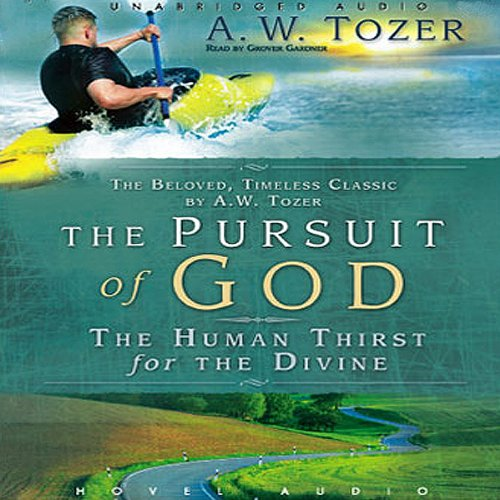Pursuit of God audiobook cover art