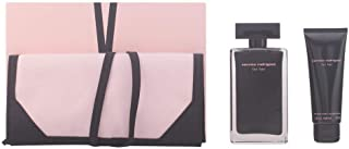 Narciso Rodriguez Gift Set for Her by Narciso Rodriguez Gift Set for Women Eau de Toilette 100ml 75ml 3 Count