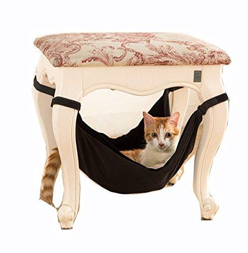Chat Hamac Lit doux et chaud Release Espace Chats Chiot Furet veille Frolic Hamac Lit Chaise de lavage facile à utiliser avec 3 couleurs