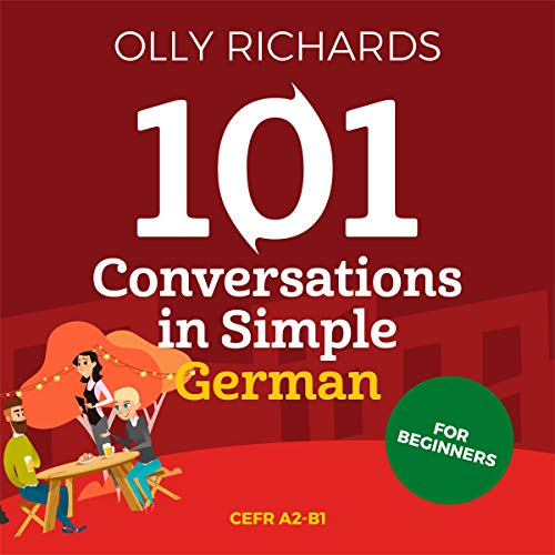 101 Conversations in Simple German cover art