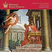 Historic Royal Palaces - Hampton Court Palace Masterpieces Wall Calendar 2021 (Art Calendar)