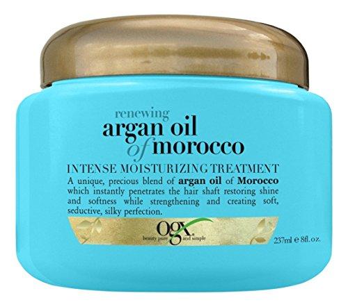 Vogue International Organic Intensive Treatment Argan Oil of Moroccan, 8 oz.