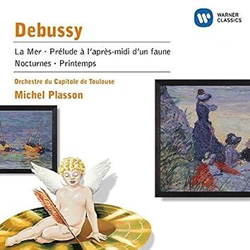 Debussy: 3 Nocturnes, Printemps & La Mer