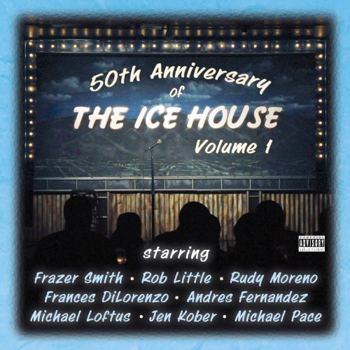 50th Anniversary of The Ice House, Vol. 1 audiobook cover art