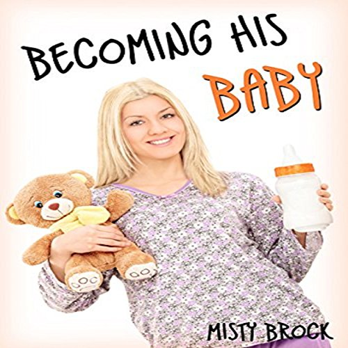 Becoming His Baby audiobook cover art