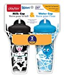 Milk Sippy Cups