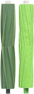 JMcall® Side Brush&Hepa Filters&Bristle Brush For iRobot Roomba i7 i7+/i7 Plus E5 E6 E7 With(As shown,abs)