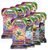 Pokemon Sword and Shield Vivid Voltage Sleeved Boosters - 8 Random Packs