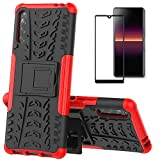 Casebuff Sony Xperia L4 Case and screen protector –