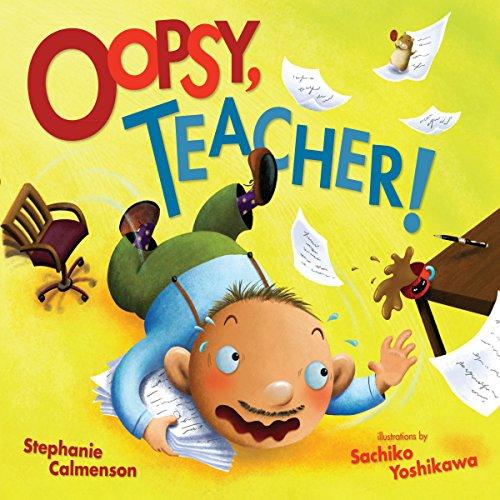 Oopsy, Teacher! copertina