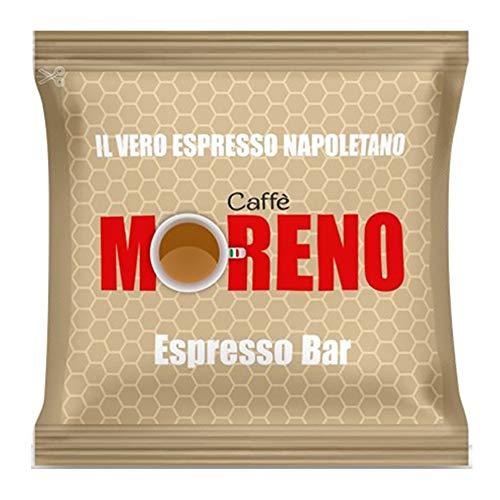 600Waffel Ese 44mm kaffee Moreno Espresso filtrocarta