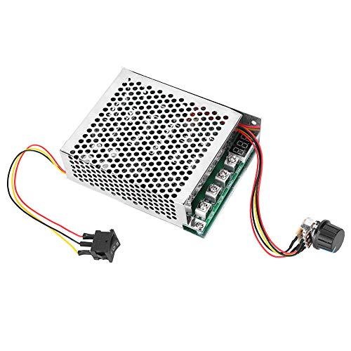 Motordrehzahlregler, DC-Motordrehzahlregler Motorregler, Vorwärts-Rückwärts-2-Wege-Schalter im Freien für Arduino Industrial Supplies Smart Car
