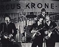 a直輸入、大きな写真、バンド、ビートルズ、The Beatles 4881