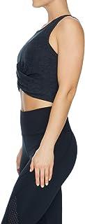 Rockwear Activewear Women's Balance Cropped Twist Front Tank from Size 4-18 for Singlets Tops