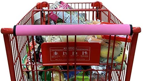 Shopping Cart Handle Cover by TNP Cover for Handles Safe and Eco Friendly Reuseable 17 Inches product image