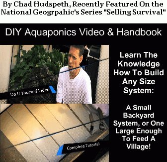 Aquaponics Gardening Systems: Do It Yourself (Diy) Video Dvd, Printed Handbook, & Access to Online Private Members Area