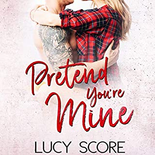 Pretend You're Mine     A Small Town Love Story              By:                                                                                                                                 Lucy Score                               Narrated by:                                                                                                                                 Melissa Moran                      Length: 11 hrs and 41 mins     227 ratings     Overall 4.6