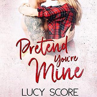Pretend You're Mine audiobook cover art