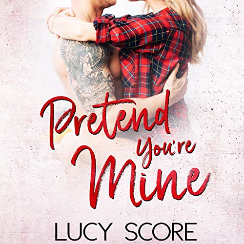 Pretend You're Mine audiobook cover art