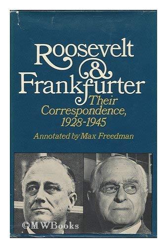 Their Correspondence, 1928-45