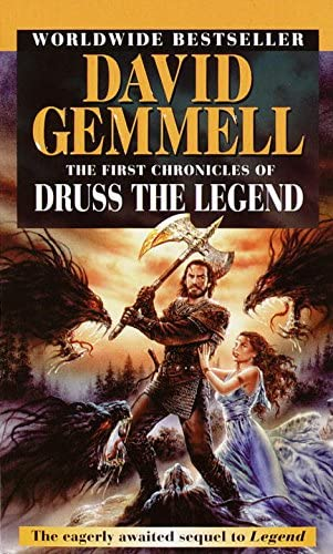 The First Chronicles of Druss the Legend Drenai Saga Book 6 product image