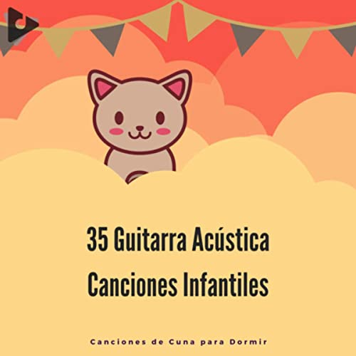 35 Guitarra acústica canciones infantiles de Canciones de cuna ...