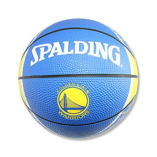 Big Save! NBA Golden State Warriors Mini Team Basketball