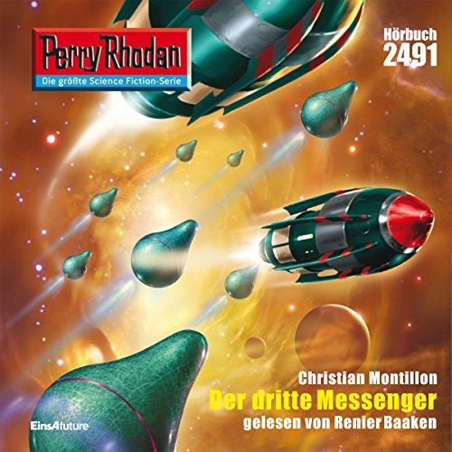 Der dritte Messenger (Perry Rhodan 2491) Titelbild