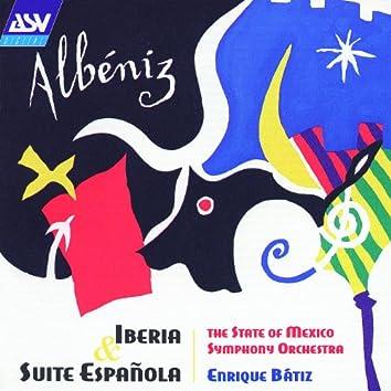 Albeniz: Iberia and Suite espanola