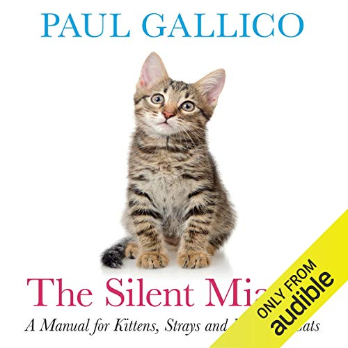 The Silent Miaow audiobook cover art