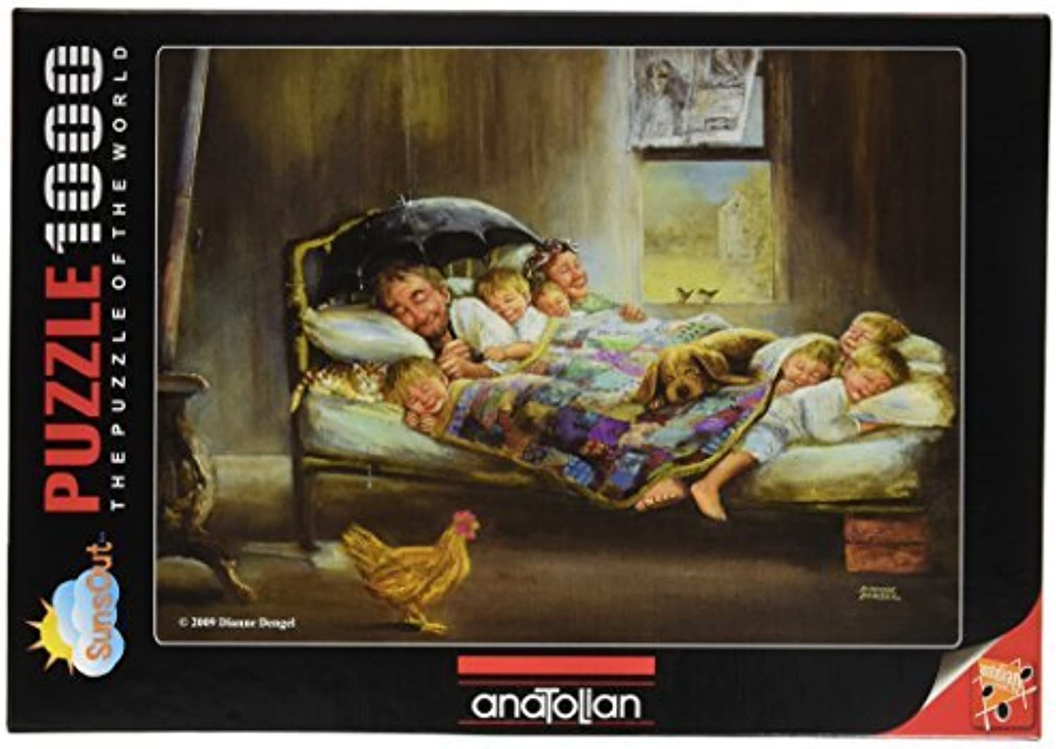 popular 1000 Piece - Anatolian Puzzle - Home Sweet Home Home Home Puzzle by Anatolian  Ahorre hasta un 70% de descuento.