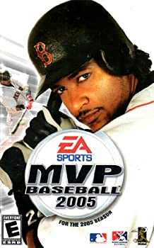 MVP Baseball 2005 PS2 Instruction Booklet  PlayStation 2 Manual Only - NO GAME  [Pamphlet only - NO GAME INCLUDED] Play Station 2
