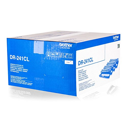 Original Brother DR-241CL Bildtrommel-Kit (ca. 15.000 Seiten) für DCP 9020, 9022; HL 3140, 3142, 3150, 3152, 3170, 3172; MFC 9130, 9140, 9142, 9330, 9332, 9340, 9342,NEU Original Brother DR-241CL Bild