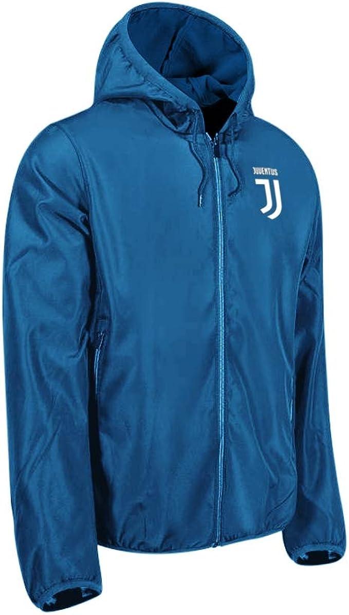 Giacca Juventus Interno in Pile Prodotto Ufficiale Ragazzo Uomo ...