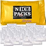LIVE 2DAY Nice Packs Dry Ice for Coolers - Lunch Box...