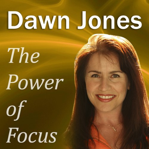 The Power of Focus audiobook cover art