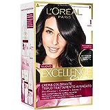 L'OREAL EXCELLENCE Crème 1 - Tinte para el pelo, color negro