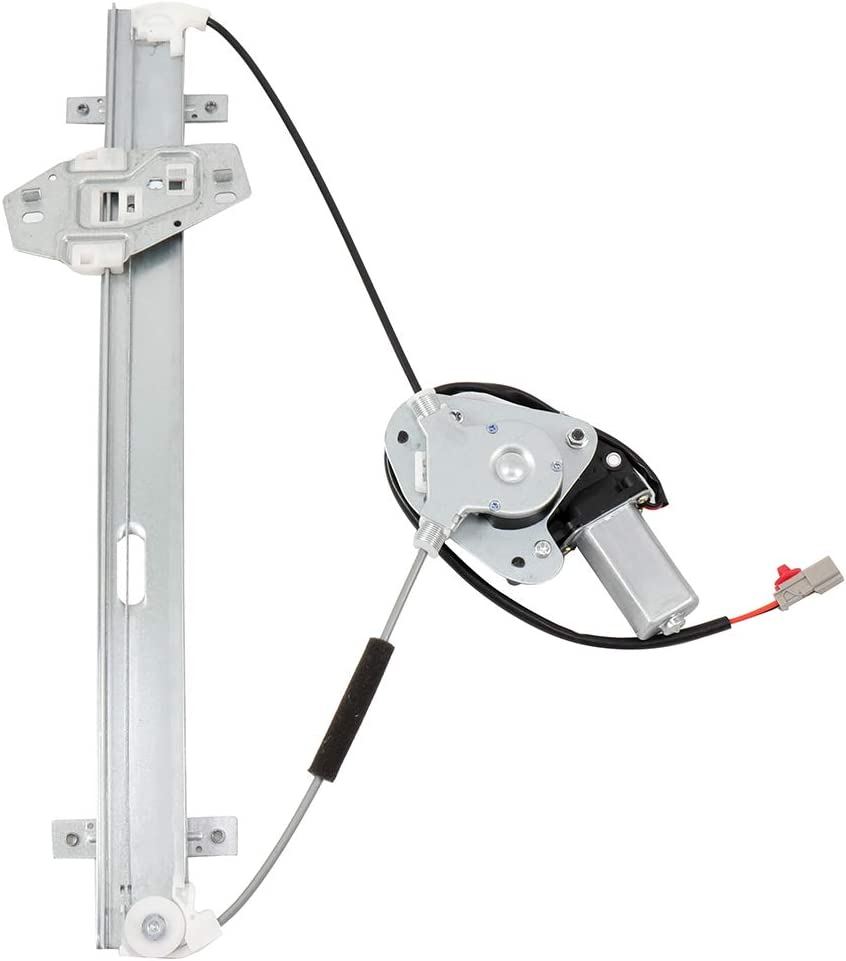 Rear Driver Limited price Side Power Window Regulator fits Cheap for 2003 with Motor
