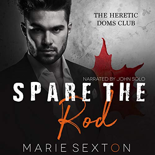 Spare the Rod audiobook cover art