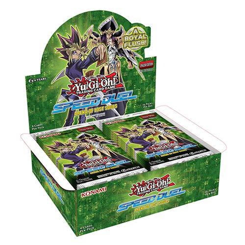 Yu-Gi-Oh! KONSBLS Arena of Lost Souls Booster - Caja de 36 Paquetes