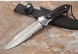 FARDEER Knife 9JQ7 Excelente Cuchillo de Caza para Exteriores