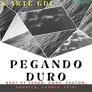 Pegando duro (feat. Gori, Terso, Capris, Yeivi, Sonrics & Faston)